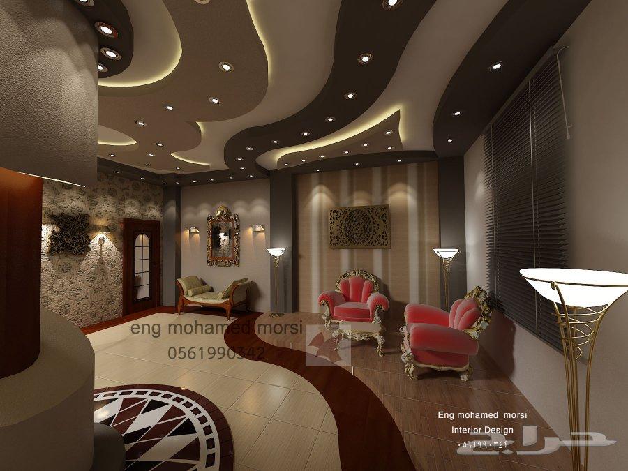 ديكور2016 و 2017 صمم ونفذ بيتك بارخص الاسعار على يد مهندس ديكور