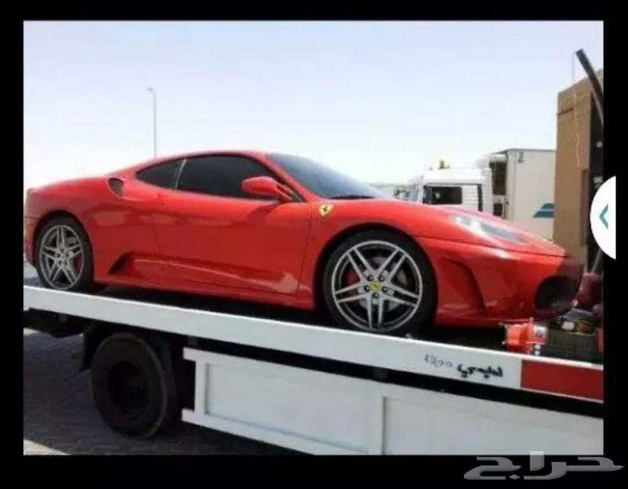 سطحة للنفل السيارات من الامارات الى السعودية ومن السعودية الى الامارات