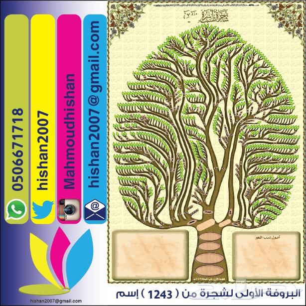 تصميم شجرة العائلة Pdf