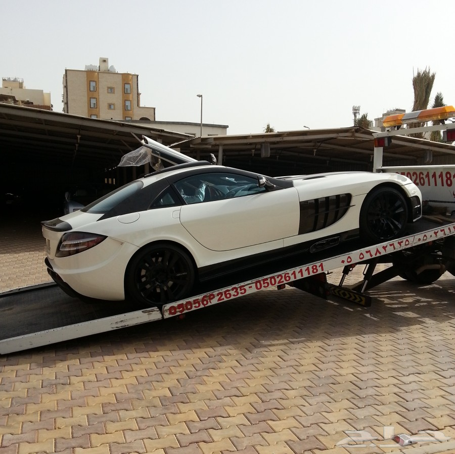 سطحة هيدروليك لنقل السيارات الرياضية والراقية من جدة والى جميع مدن المملكة