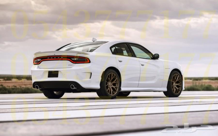 جناح دودج تشارجر اس ار تي هيلكات Dodge Charger SRT Hellcat موديل 2015 بسعر 400 ريال فقط