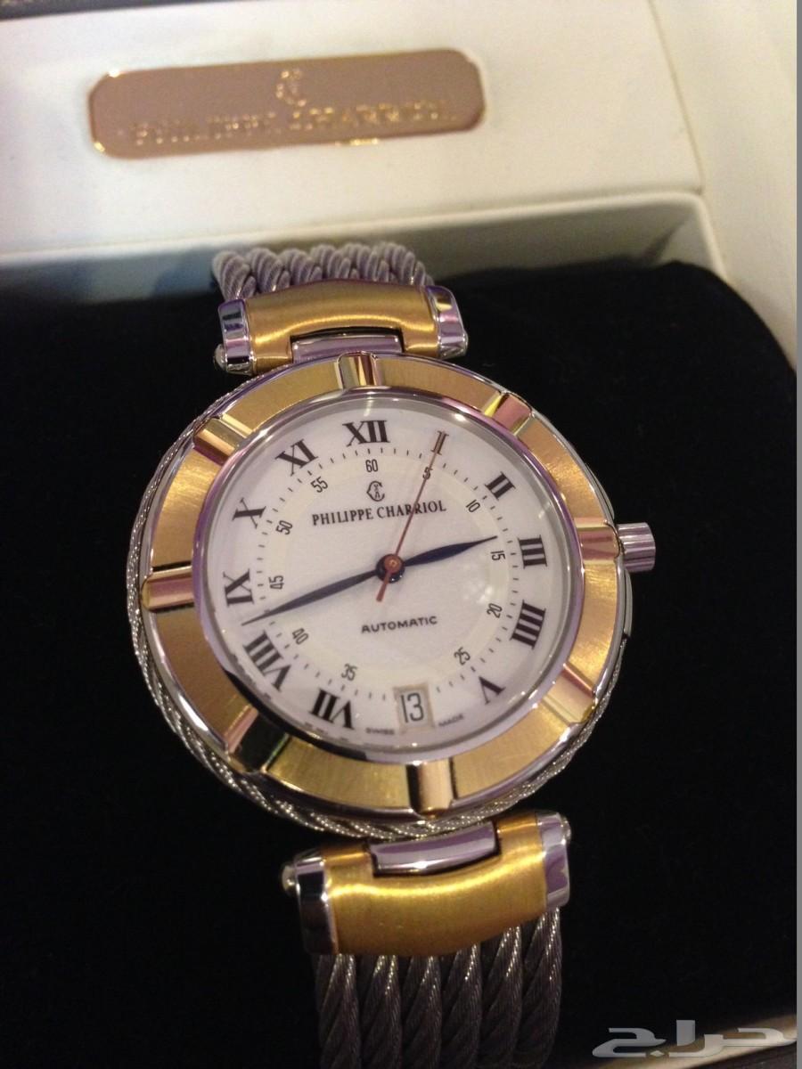 04052796787c5 مطلوب ساعة فيليب شاريول Philippe Charriol القديمه