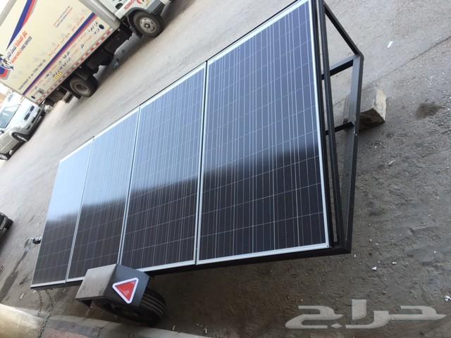 خفض استهلاك الكهرباء بالطاقة الشمسية
