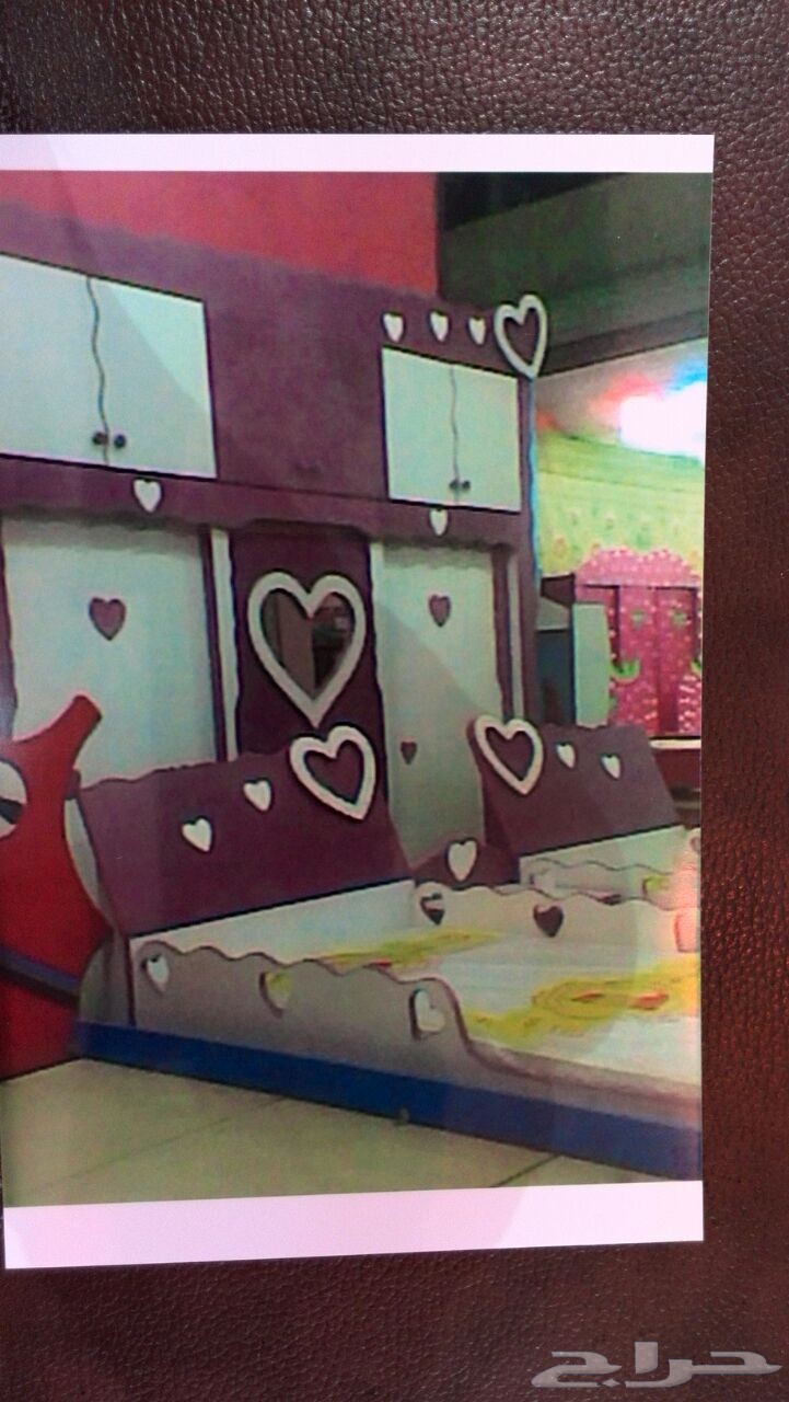 غرف نوم رئيسية ومفرد واطفال بسعر مغري