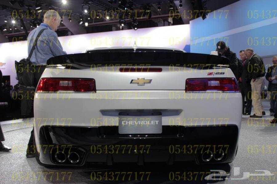جناح شفروليه كمارو زد 28 Chevrolet Camaro Z28 يركب على الموديلات 2014 - 2015