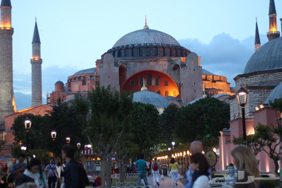 احجز لتركيا برنامج متكامل من كل شيء