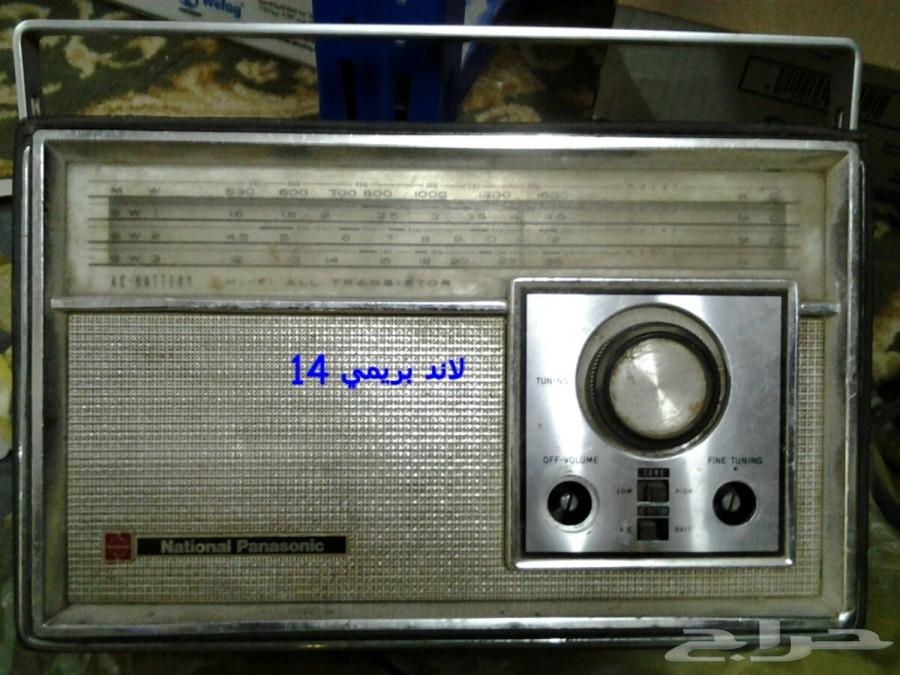 راديو ناشيونال قديم للبيع