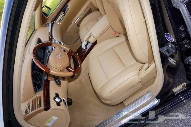 2012 Mercedes-Benz S550 للبيع