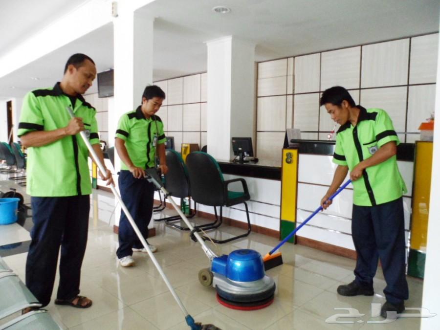 شركة تنظيف المنازل والفلل بأبها وخميس مشيط