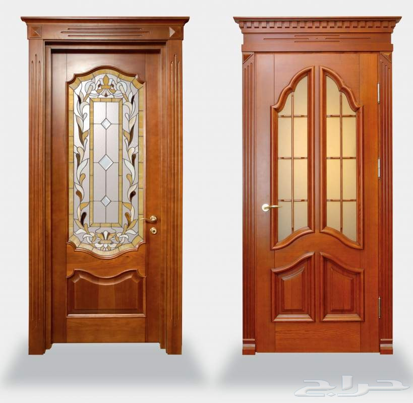 for Puertas de entrada de madera precios
