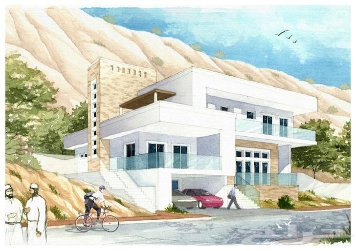 تصميم مخططات لبيت العمر