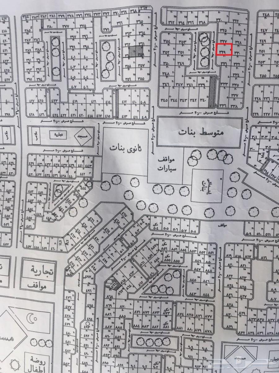 للبيع ارض في جنوب جدة في حي الفضيلة ب430 ألف