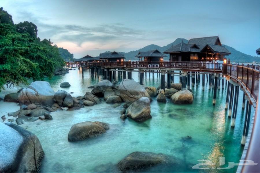 شهر عسل لعروسين 9 ايام فى ماليزيا