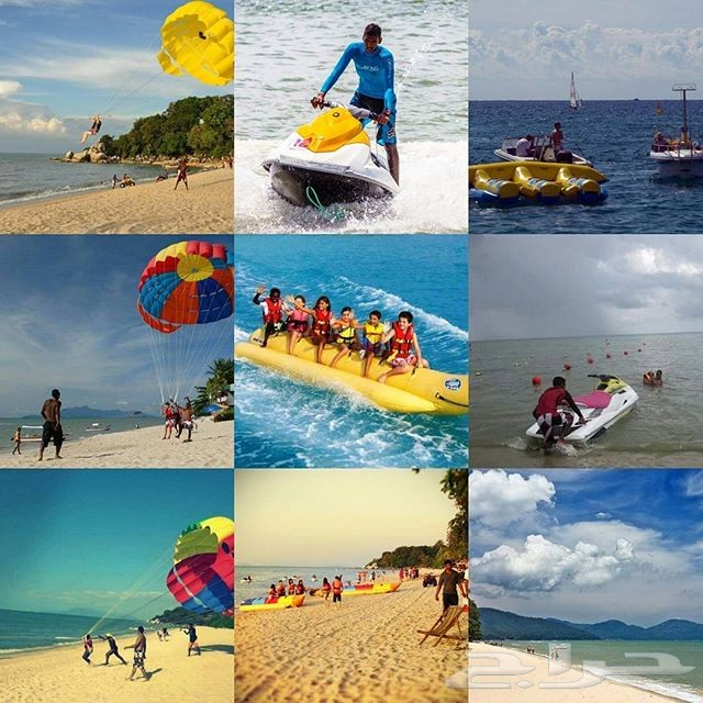 برنامج سياحي عائلي في ماليزيا 4 اشخاص