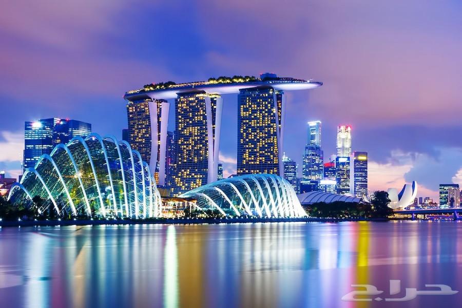 عروض شهر العسل في ماليزيا وسنغافورة 2017-2018