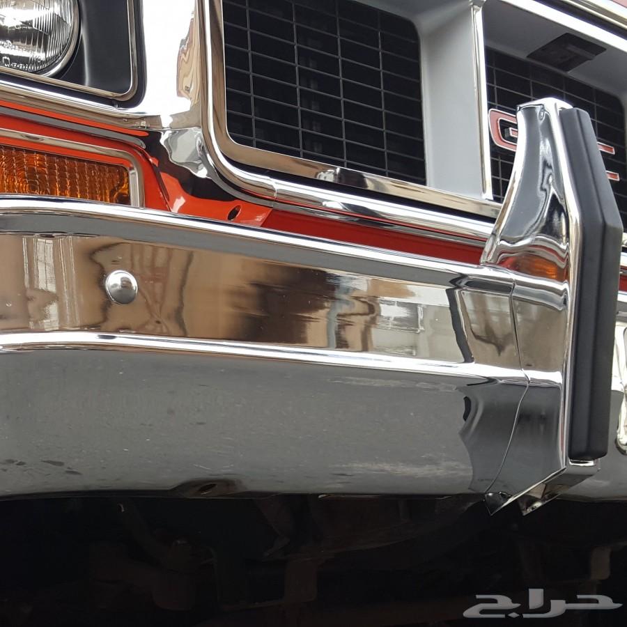 1974 جمس 454 مخزن بكفرات المصنع ( تم البيع )