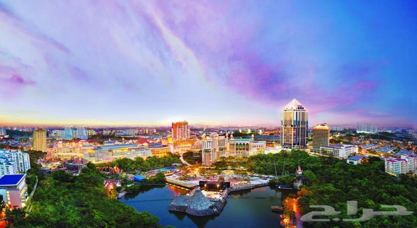 بكج شهر العسل فنادق 4 نجوم 14 يوم ماليزيا