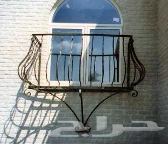 ابواب الكراج نوافذ الشتر المظلات ( السمان )