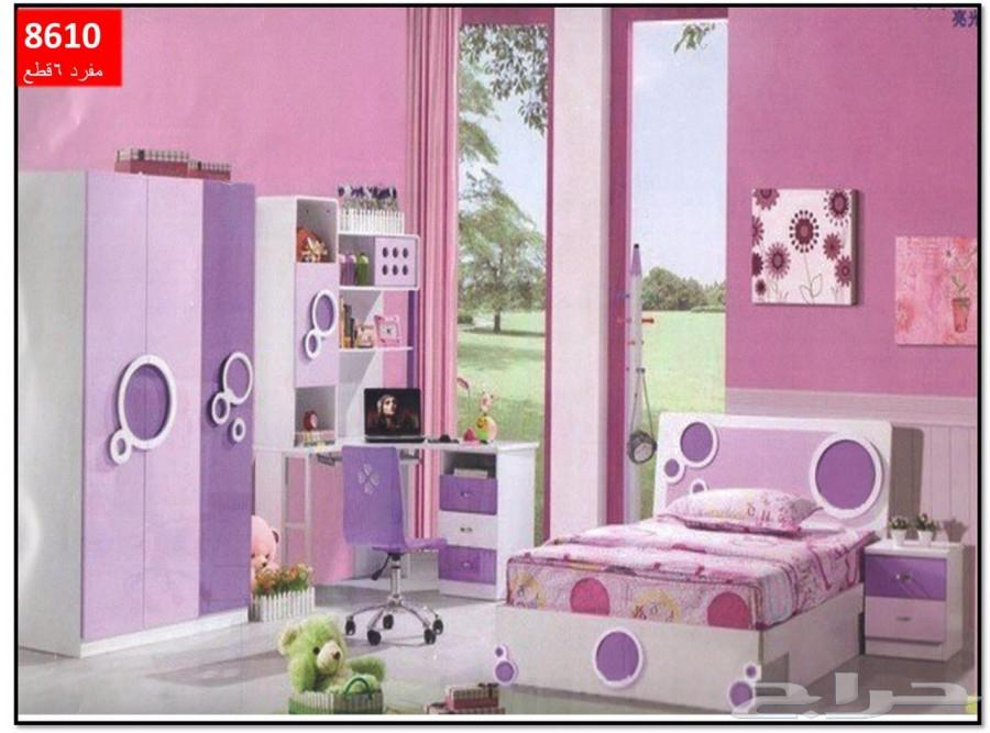 للبيع غرف اطفال جديدة بتصاميم عصرية