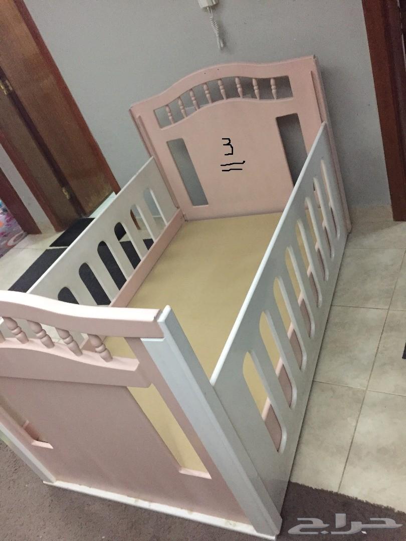 عربية أطفال   مشاية  سرير