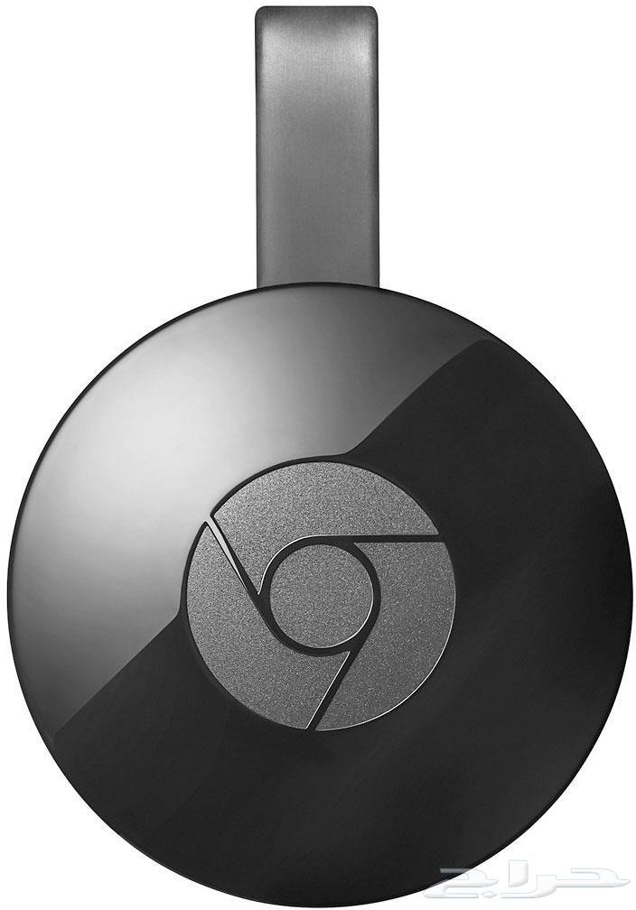 جوجل كروم كاست 2  مشغل الوسائط المتعددة للتلفزيون من جوجل لأنظمة الاندرويد و ال اي او اس