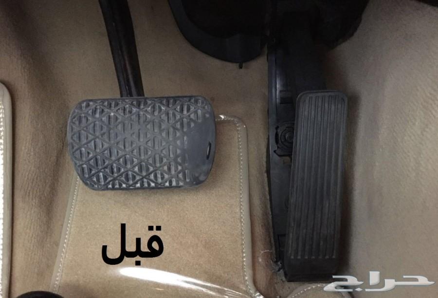 حراج السيارات | دوسات بنزين والفرامل للمرسيدس S من 2006وطالع