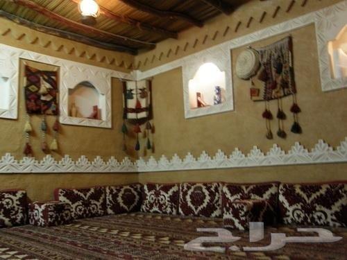 ديكورات جبسية مجالس تراثية شعبية ديكورات مغربية ودهانات أسقف