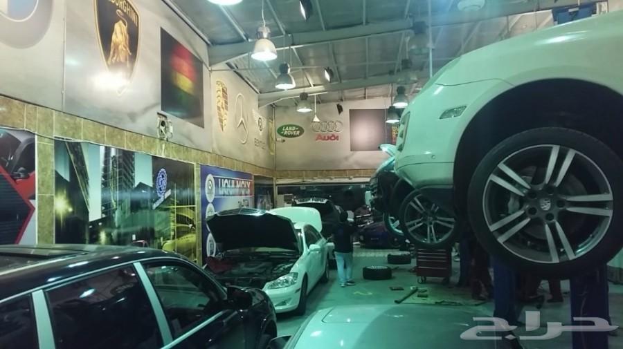 ورشه GARAGE RAMI BMW مركز لصيانة السيارات