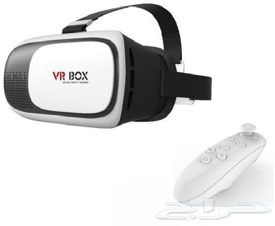 نظارات العالم الافتراضي 3D