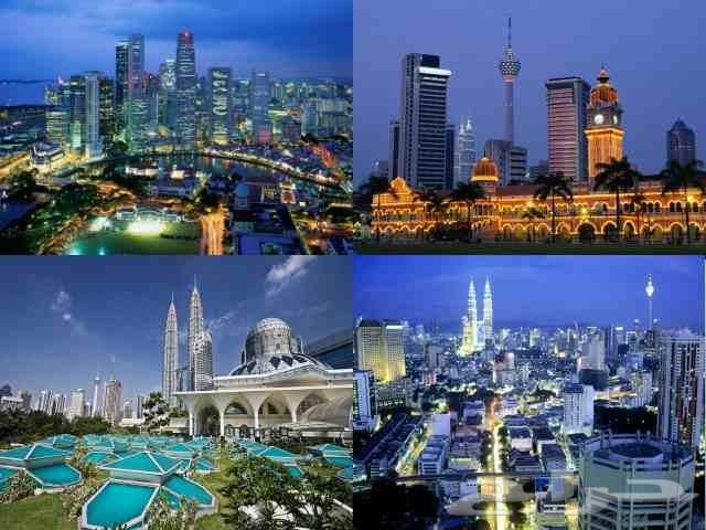 السياحه فى ماليزيا جدول شهر عسل لمدة 10 ايام