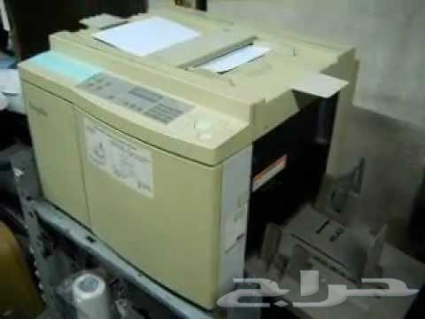 صيانة آلات التصوير والطباعة والنسخ السريع