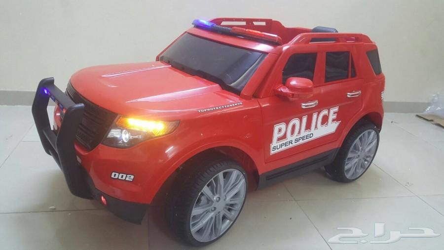 وصل حديثا سيارة الشرطة للاطفال
