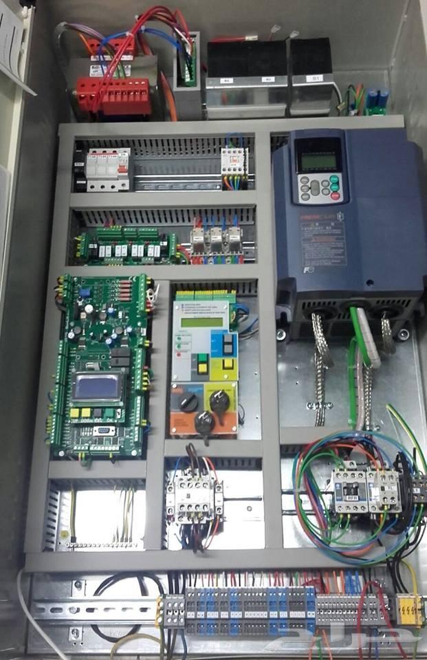 المصاعد الكهربائية توريد-تركيب-تحديث-صيانة