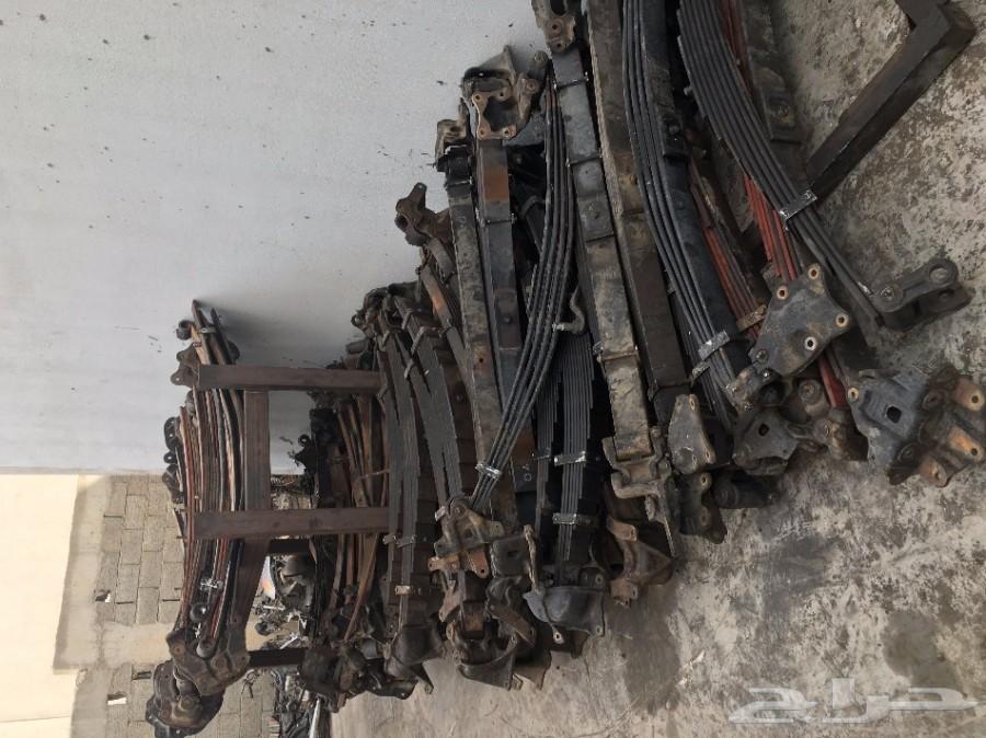 قطع غيار شاحنات ( متسوبيشي - هينو -ايسوزو )