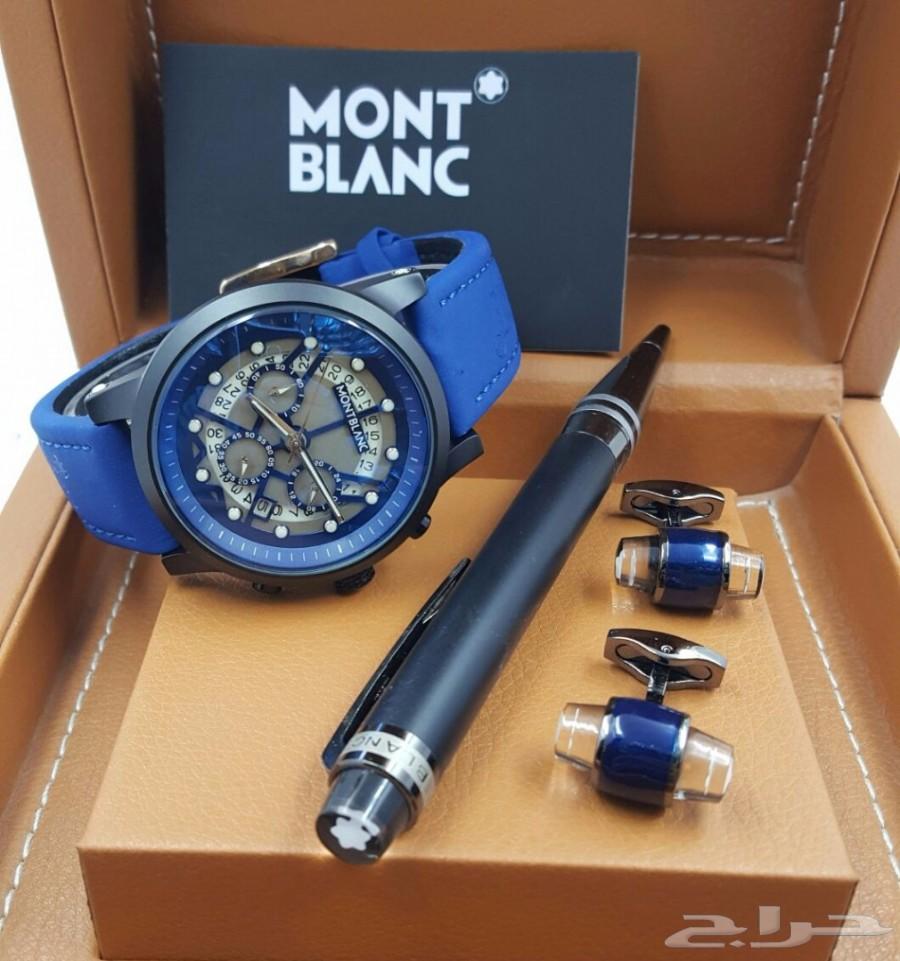 f43bf9c44 ساعات ماركة مونت بلانك 2017 موديلات جديدة