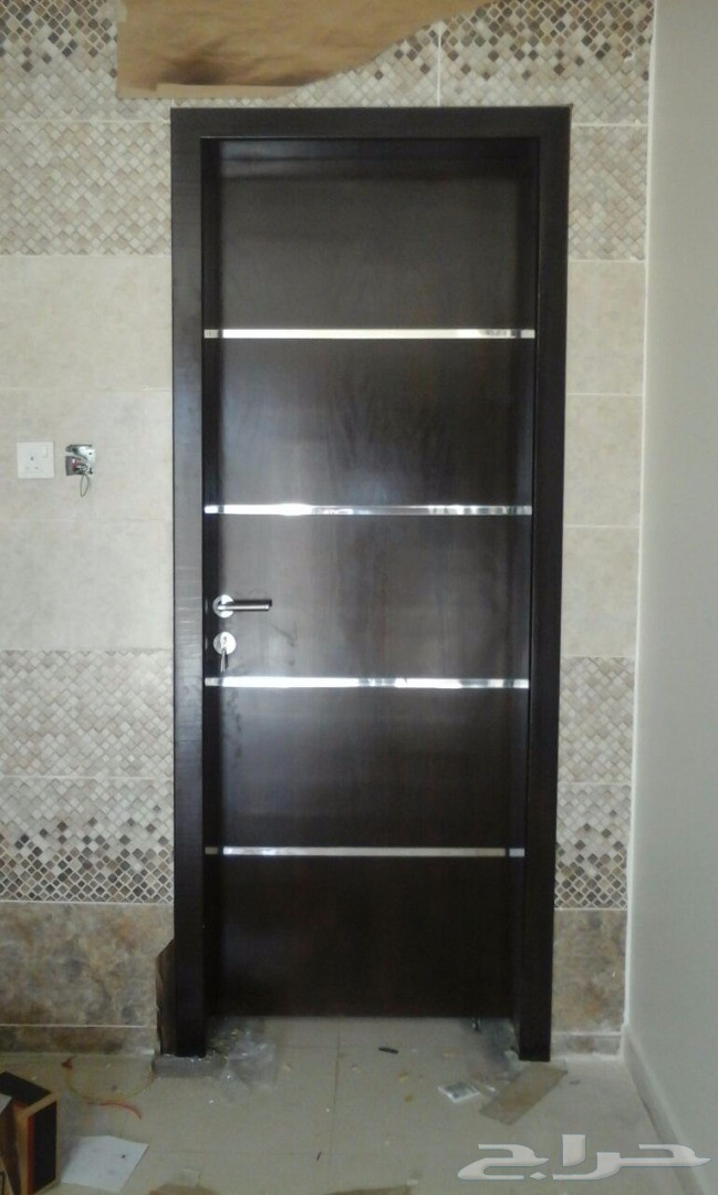 منجرة عرين الأشبال للأبواب الخشبية