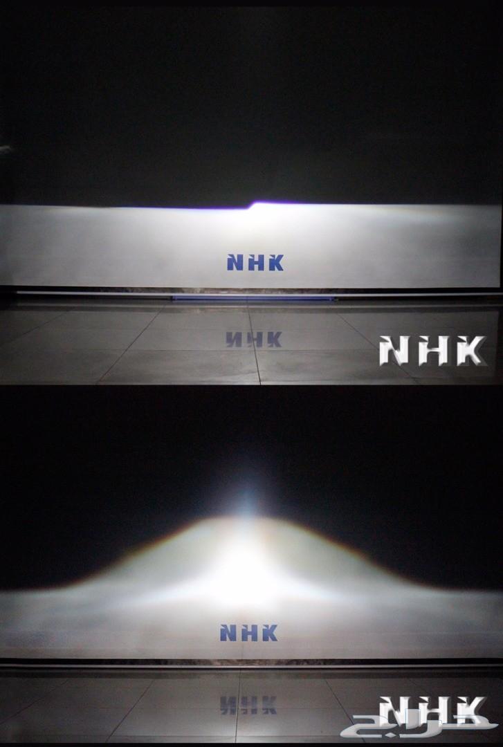 عدسات هيلا الجيل الخامس المعدلة NHK