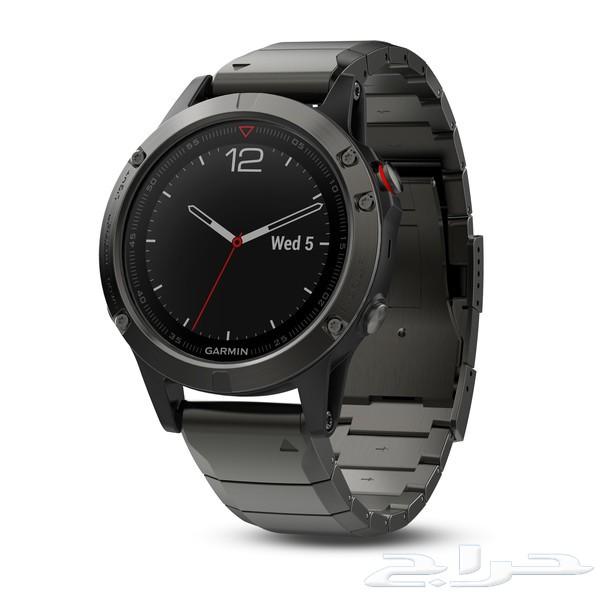 cf56ab49fcb08 للبيع أفضل ساعة ذكية رياضية 5 Garmin fenix