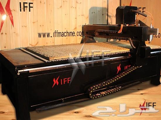 ماكينة CNC راوتر للقص والحفر والنقش على الخشب