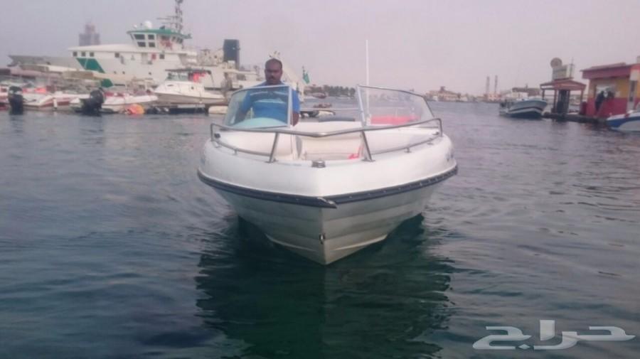 للبيع او للبدل قارب سبيد بوت بسياره مناسبه