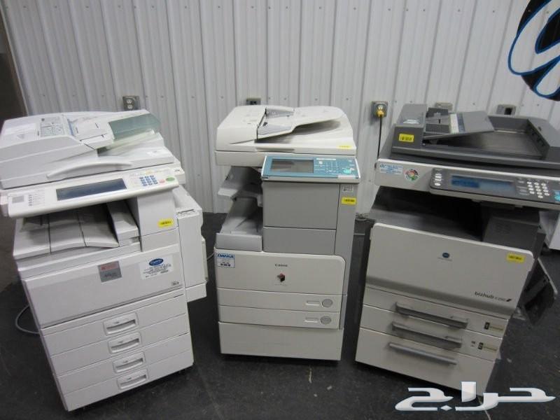 صيانة آلات تصوير المستندات والطباعة الرقمية