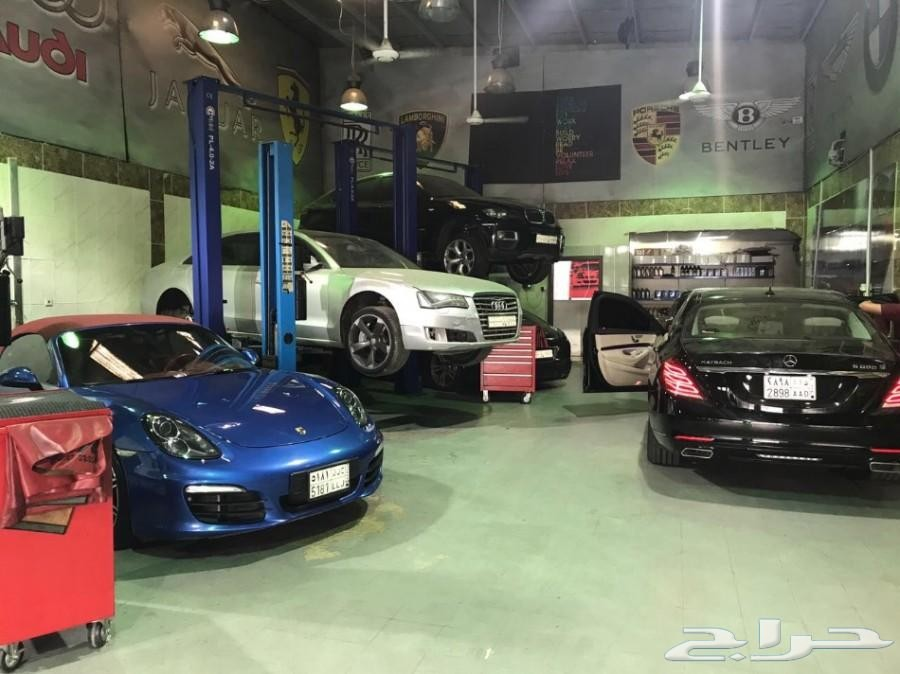 GARAGE RAMI لصيانة السيارات الاوروبية