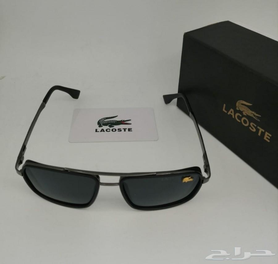 نظارات ماركات عالمية مختلفة